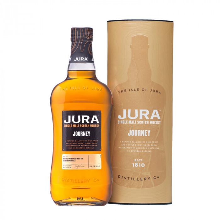 Jura Journey Single Malt Scotch Whisky, 750 ml