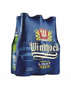 Windhoek Light Dumpy 6 X 330ml