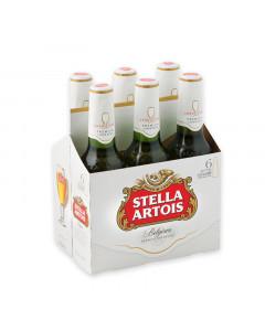 Stella Artois Pilsner 6 x 330ml