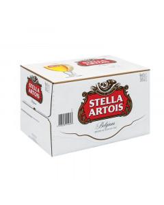 Stella Artois Lager 24 x 330ml