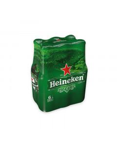 Heineken Lager NRB 6 x 330ml