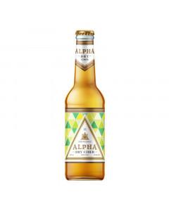 Alpha Dry Cider NRB 6 x 340ml