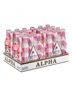 Alpha Berry Cider NRB 24 x 340ml