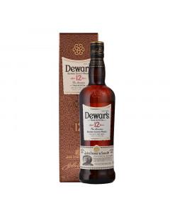 Dewars 12 Year Old Blended Scotch Whisky 750ml