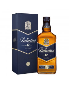 Ballantines 12 Year Old Blended Malt Scotch 750ml
