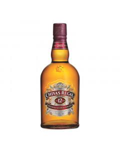 Chivas Regal 12 Years Blended Malt Scotch Whisky 750ml