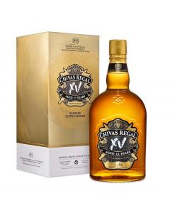 Chivas 15 Year Old Regal XV Blended Scotch 750ml