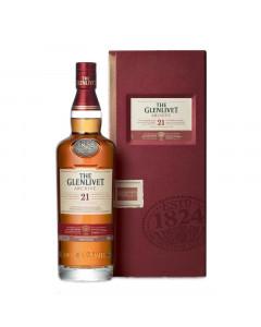 The Glenlivet 21 Year Old Single Malt Scotch 750ml