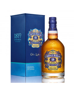 Chivas Regal 18 Years Blended Malt Scotch Whisky 750ml