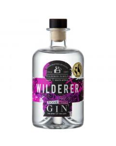 Wilderer Rosewater Gin 750ml