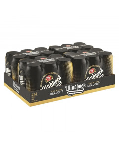 Windhoek Draught Can 24 x 440ml