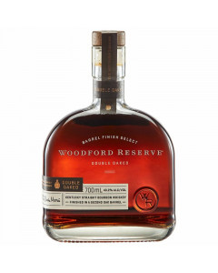 Woodford Reserve Double Oaked 750ml