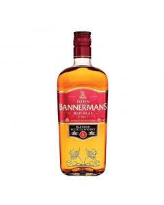 John Bannermans Blended Malt Scotch Whisky 750ml