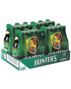 Hunters Dry NRB 24 X 330ml