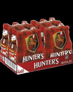 Hunters Gold NRB 24 X 330ml