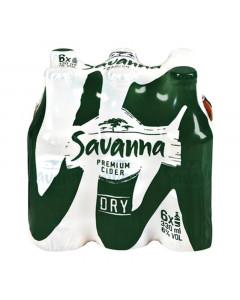 Savanna Dry NRB 6 X 330ml