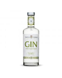Triple 3 Gin Africa Botanical 500ml