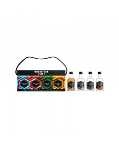 Woodstock Gin Mini Gift Box 4x 50ml