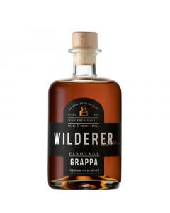 Wilderer Grappa Pinotage Barrique 500ml