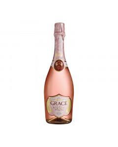 Grace Du Roi Rosé Gold Demi-Sec Sparkling Wine 750ml
