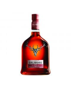 Dalmore 12 Year Old  Single Malt 750ml