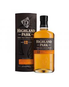 Highland Park 12 Year Old Single Malt 750ml