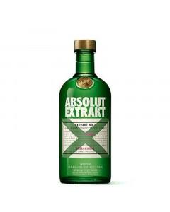 Absolut Extrakt Vodka  750ml