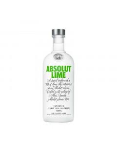 Absolut Lime Vodka 750ml