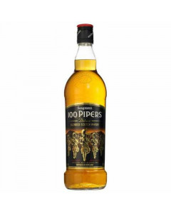 100 Pipers 750ml