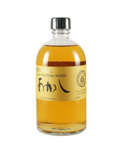 Akashi White Oak Single Malt Bourbon 500ml