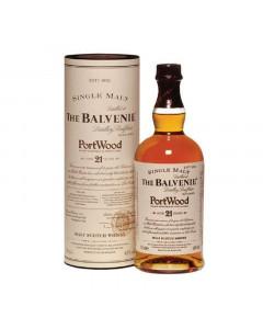 Balvinie 21 Year Old Port Wood 750ml