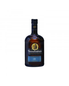 Bunnahabhain Single Malt 18 Year Old 750ml