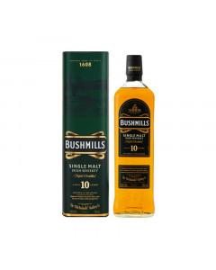 Bushmills Single Malt 10 Year Old Whisky 750ml
