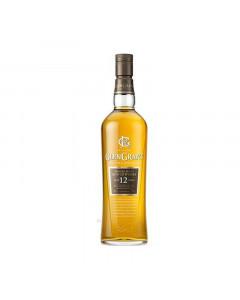 Glen Grant 12 Year Old Single Malt Scotch Whisky 750ml