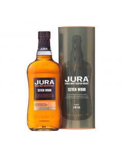 Jura Seven Wood Single Malt Scotch Whisky, 750 ml