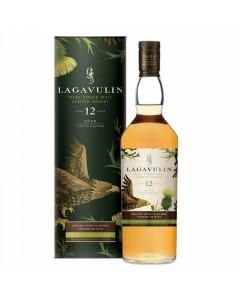 Lagavulin 12 Year Old Single Malt Whisky 750ml