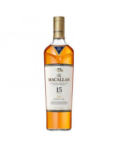 Macallan 15 Year Old Double Cask 750ml