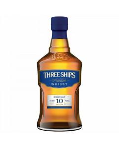 Three Ships 10 year Single Malt 750ml