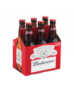Budweiser NRB 6 x 330ml