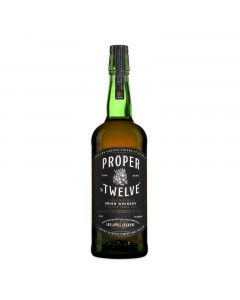 Proper No Twelve Blended Irish Whiskey 750ml
