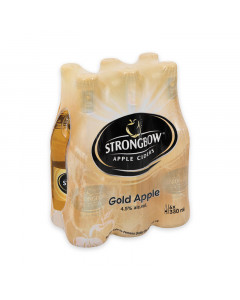 Strongbow Golden Apple NRB 6 x 330ml