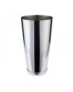 Stainless steel Boston tin