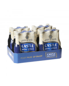 Castle Milk NRB 24 x 340ml