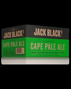 Jack Black Cape Pale NRB 24 X 340Ml