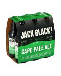 Jack Black Cape Pale NRB 6 X 340ml