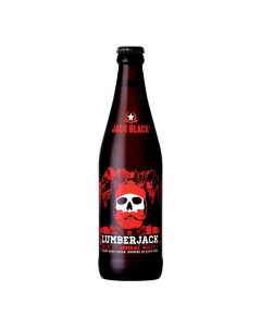 Jack Black Lumberjack Amber Ale NRB 6 X 340Ml