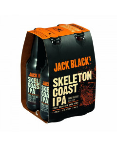 Jack Black Skeleton Coast IPA NRB 4 X 340Ml
