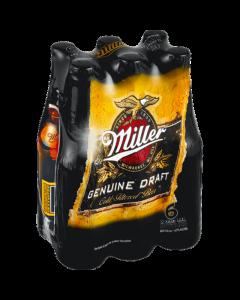 Miller Genuine Draught NRB 6 X 330Ml