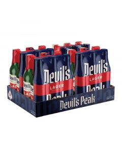 Devils Peak Premium Lager NRB 24 x 330ml