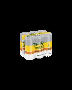 Topo Chico Hard Seltzer Tropical Mango 6x 330ml